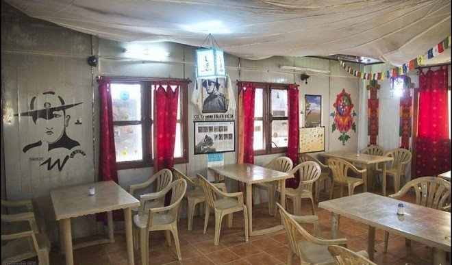 Rinchen cafeteria, the worlds highest cafeteria, Khardungla Top, Ladakh